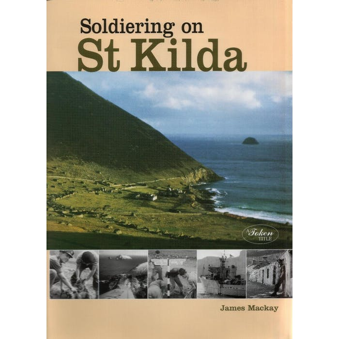 Soldiering on St Kilda (Hardcover) - Token Publishing Shop