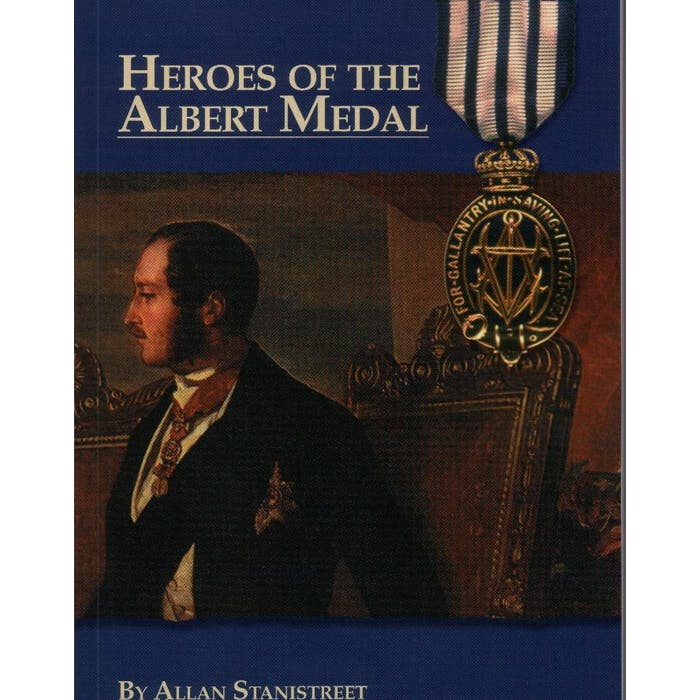 Heroes of the Albert Medal (Softcover) - Token Publishing Shop