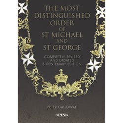 The Most Distinguished Order of St Michael and St George  in the Token Publishing Shop