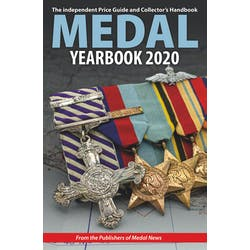 Medal Yearbook 2020 standard edition in the Token Publishing Shop