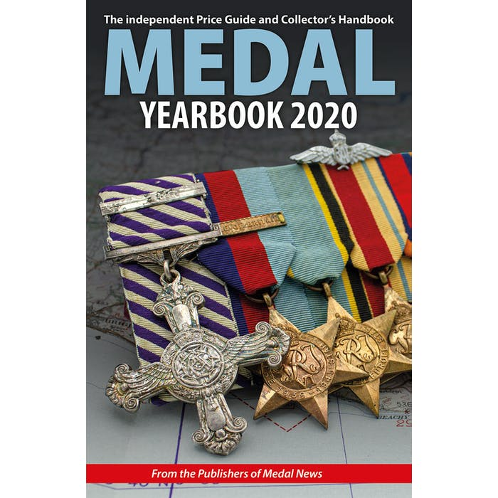 Medal Yearbook 2020 standard edition - coming soon - Token Publishing Shop