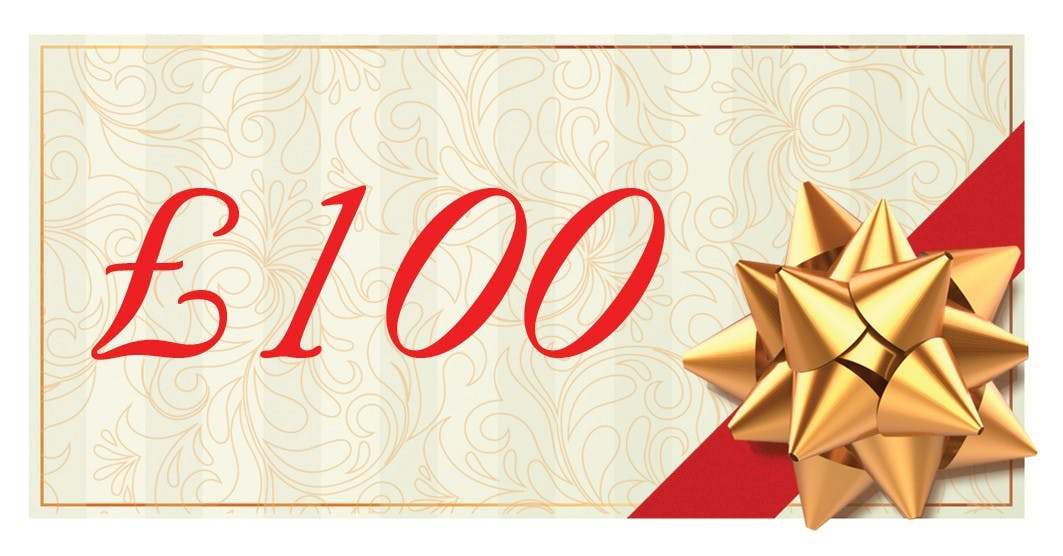 £100 Gift Voucher in the Token Publishing Shop