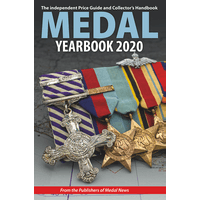 Medal Yearbook 2020 deluxe edition
