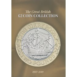 £2 Coin Collector's Album in the Token Publishing Shop