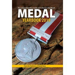 Medal Yearbook 2019 DELUXE Edition in the Token Publishing Shop