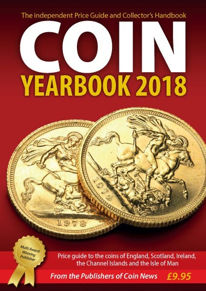 Coin Yearbook 2018 in the Token Publishing Shop