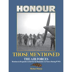 Honour those Mentioned - The Air Forces in the Token Publishing Shop