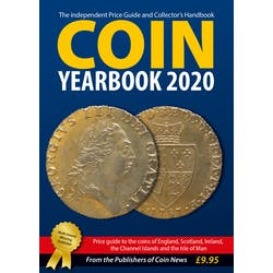 Coin Book Christmas Special - post free! in the Token Publishing Shop