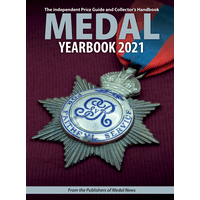 Medal Yearbook 2021 Standard edition