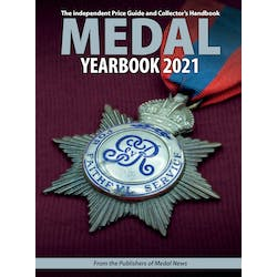 Medal Yearbook 2021 Standard edition in the Token Publishing Shop