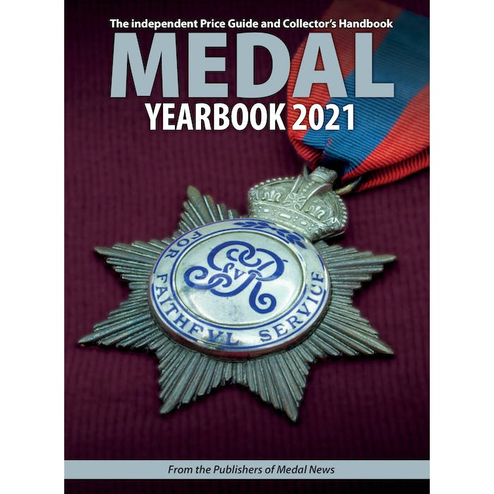 Medal Yearbook 2021 Standard edition - Token Publishing Shop