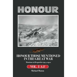 "World War I ""Honour"" Bundle  in the Token Publishing Shop"
