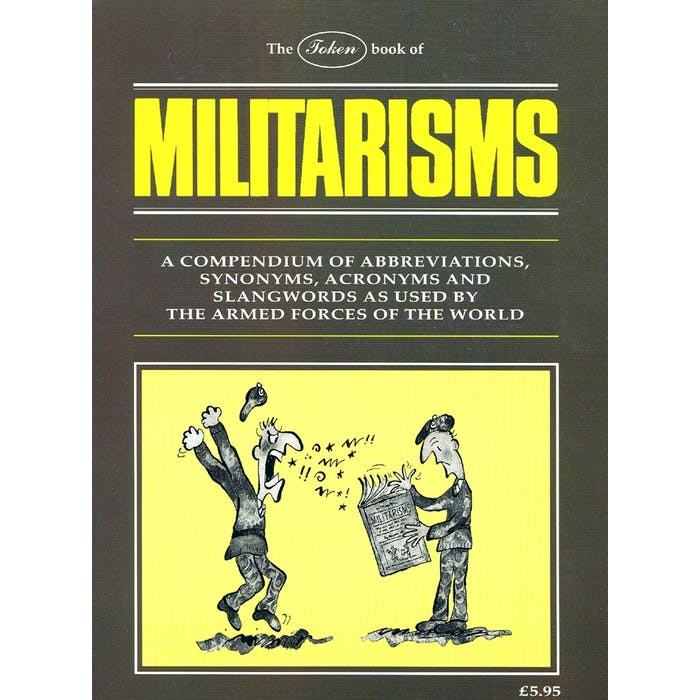 Militarisms - Token Publishing Shop