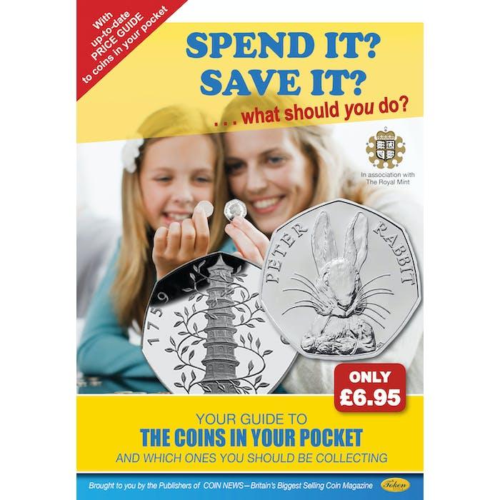 Spend it? Save it?  - Token Publishing Shop