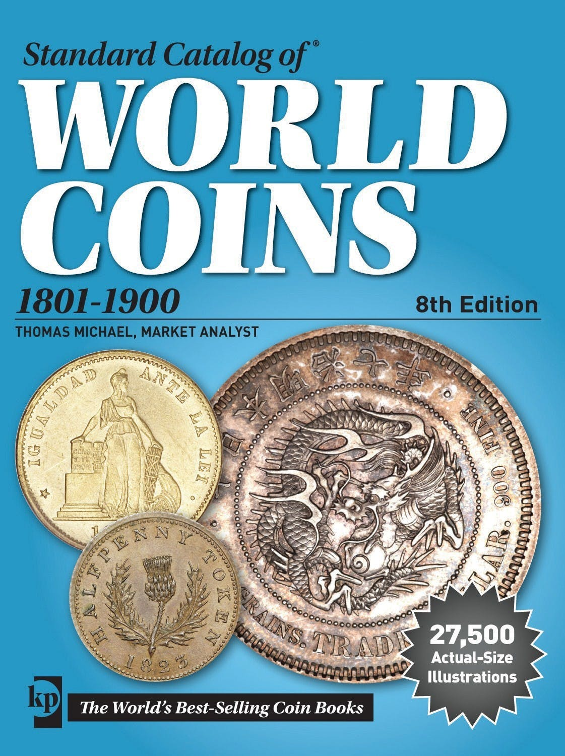 Krause World Coins 1801-1900 8th Edition in the Token Publishing Shop
