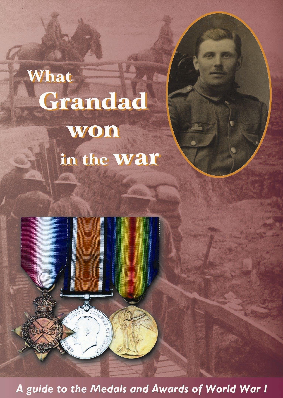 What Grandad Won in the War in the Token Publishing Shop