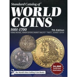 Krause World Coins 1601-1700. 7th Edition in the Token Publishing Shop