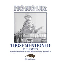 Honour the Navies Bundle Post free for a  limited time! in the Token Publishing Shop
