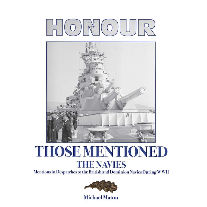 Honour the Navies Bundle Post free for a  limited time! - Token Publishing Shop