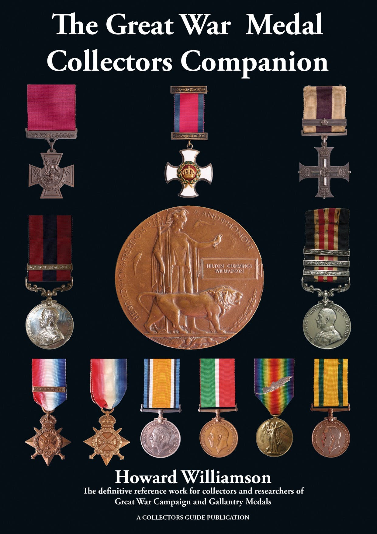 Great War Medal Collector's Companion in the Token Publishing Shop