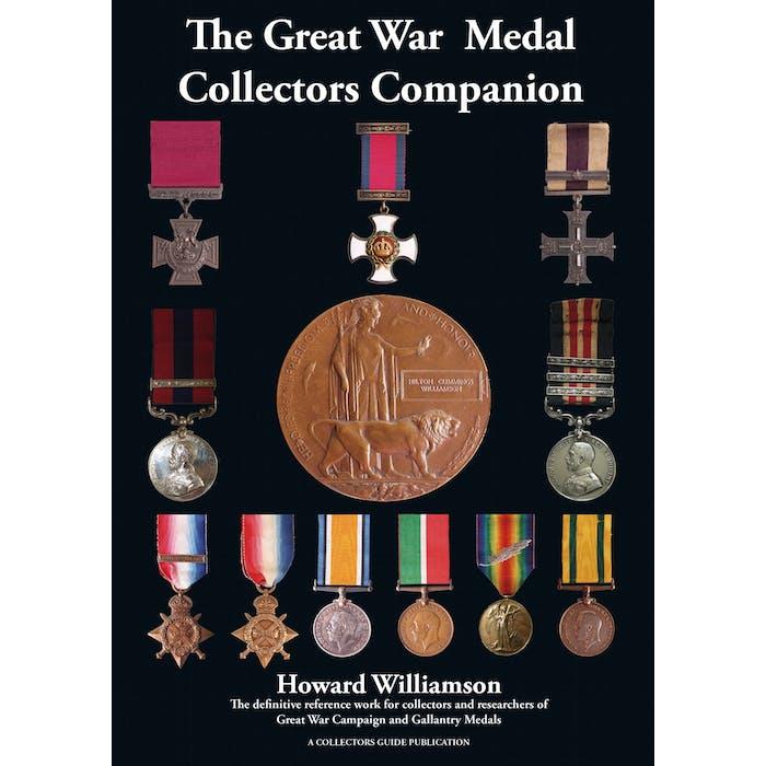 Great War Medal Collector's Companion - Token Publishing Shop