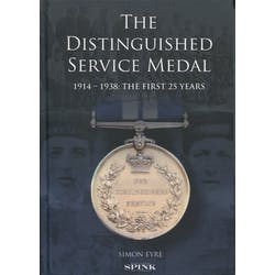 The Distinguished Service Medal: in the Token Publishing Shop