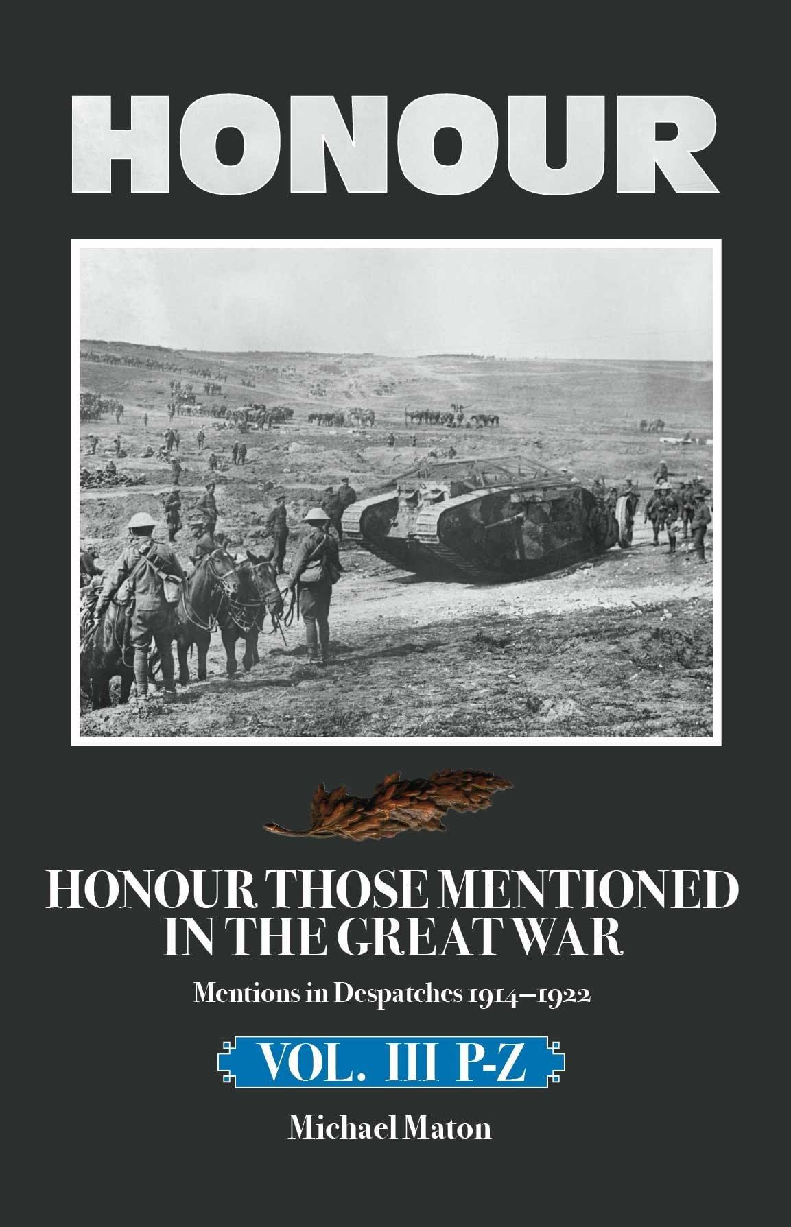 World War I MiDs Volume III in the Token Publishing Shop