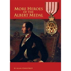 More Heroes of the Albert Medal in the Token Publishing Shop