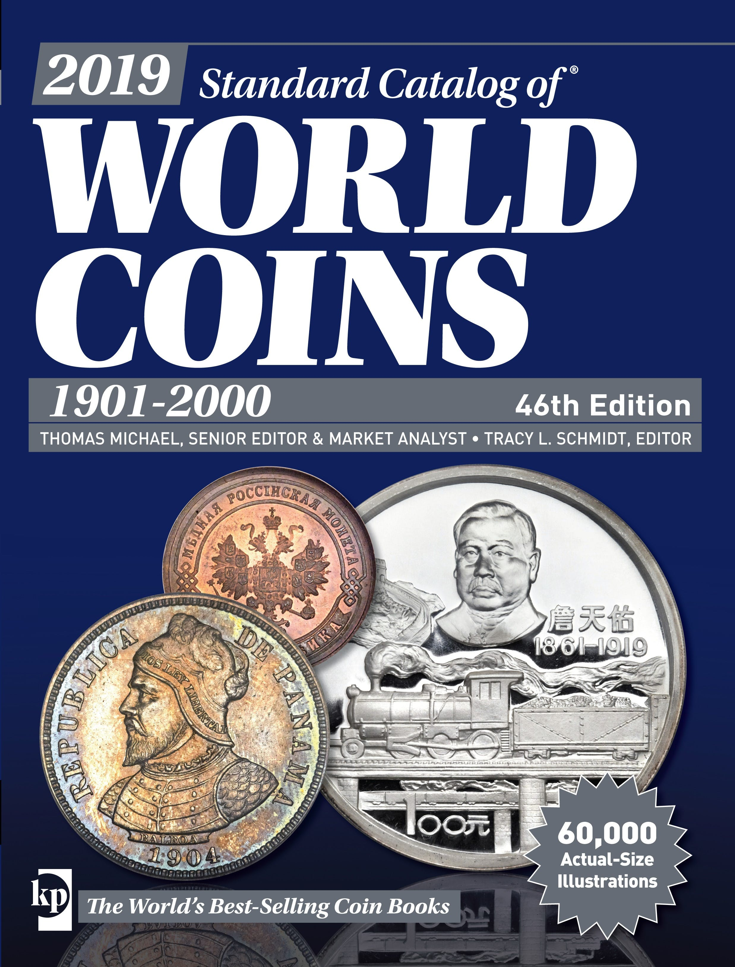 Krause Standard Catalog of World Coins 1901-2000 46th Edition in the Token Publishing Shop
