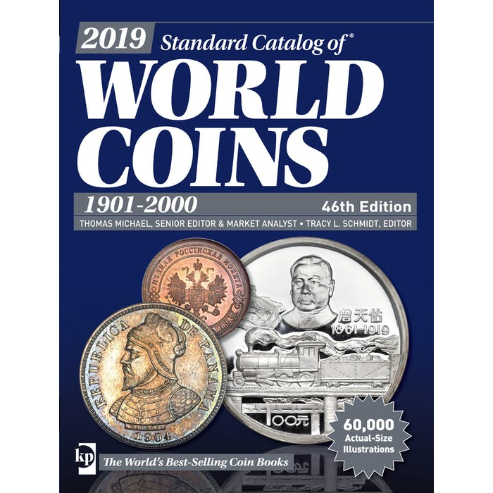 Coin, Banknote and Medal Collector's Magazines  Token