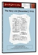 Navy List 1918 in the Token Publishing Shop