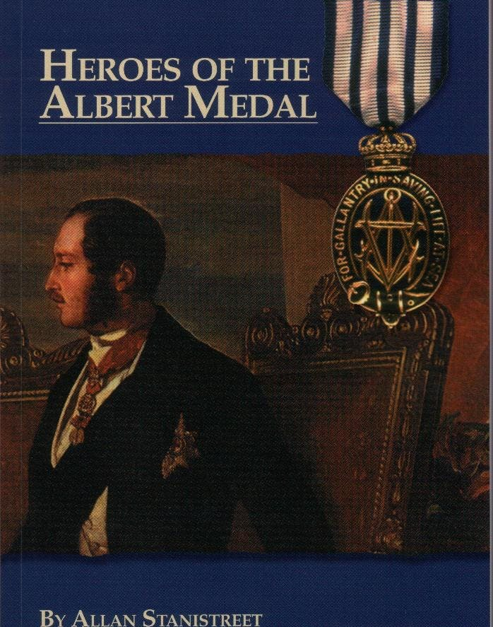 Heroes of the Albert Medal - Both Volumes in the Token Publishing Shop