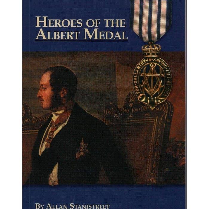 Heroes of the Albert Medal - Both Volumes - Token Publishing Shop