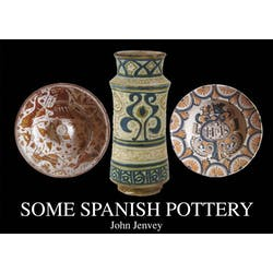 Some Spanish Pottery in the Token Publishing Shop