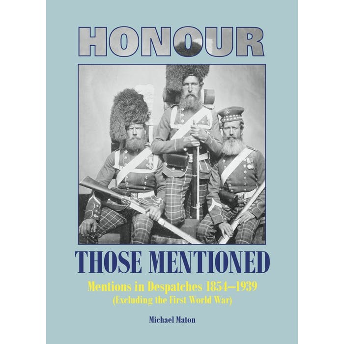 Honours, Award and MiDS 1854-1939 two volumes - Token Publishing Shop