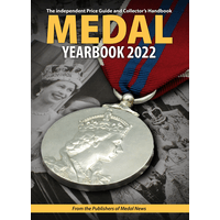 Medal Yearbook 2022 Standard edition