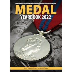 Medal Yearbook 2022 Standard edition in the Token Publishing Shop