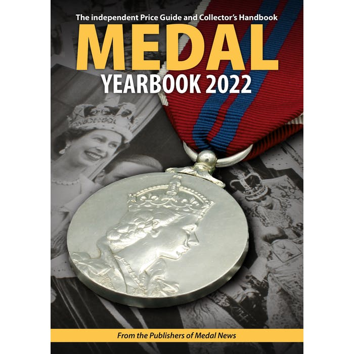 Medal Yearbook 2022 Standard edition - Token Publishing Shop